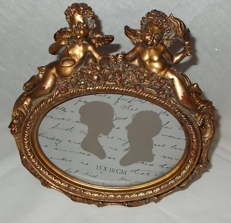 Owalna ramka Windsor Royal Collection