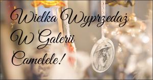 Wielka wyprzedaż w Galerii Camelele